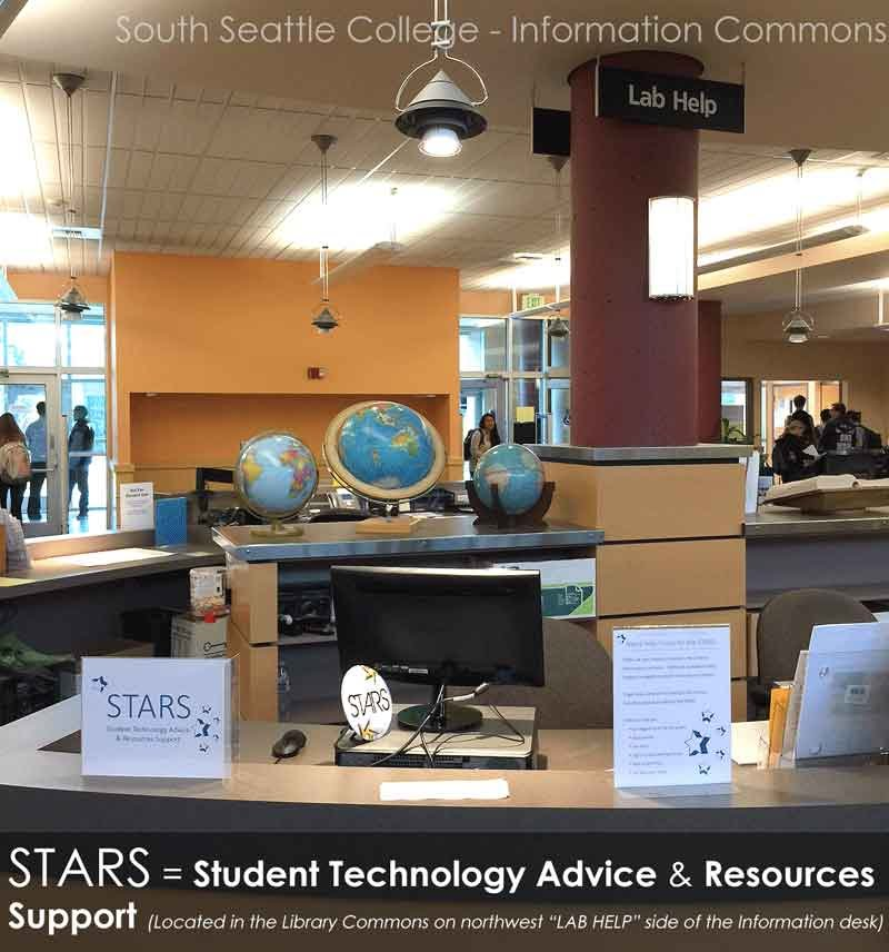 Student Technology Advice and Resources Support